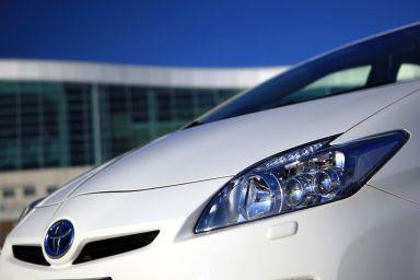 Toyota Prius 2010 отзыв автора | Дата публикации 20.12.2010.
