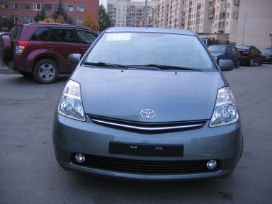 Toyota Prius 2005 отзыв автора | Дата публикации 30.01.2011.