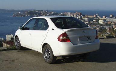 Toyota Prius 2001 отзыв автора | Дата публикации 04.04.2012.