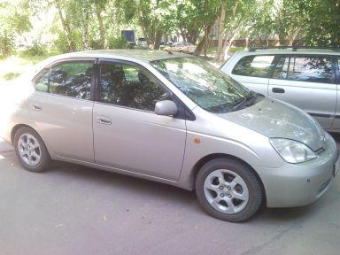 Toyota Prius 2001 отзыв автора | Дата публикации 07.09.2012.