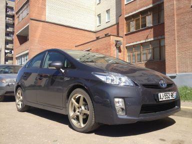 Toyota Prius 2010 отзыв автора | Дата публикации 22.05.2013.