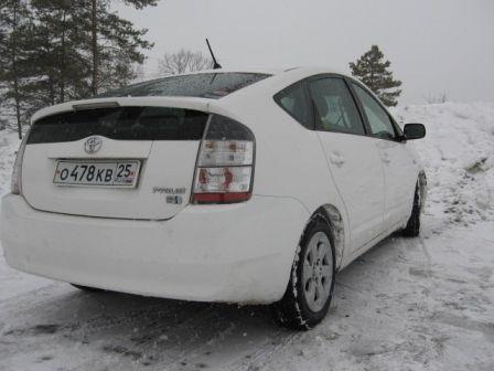 Toyota Prius  - отзыв владельца