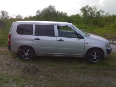 Toyota Probox 2003 отзыв автора | Дата публикации 22.07.2009.