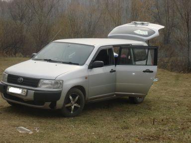 Toyota Probox, 2002