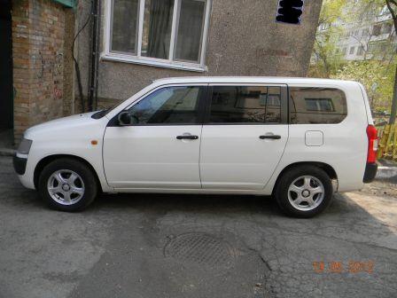 Toyota Probox 2006 - отзыв владельца