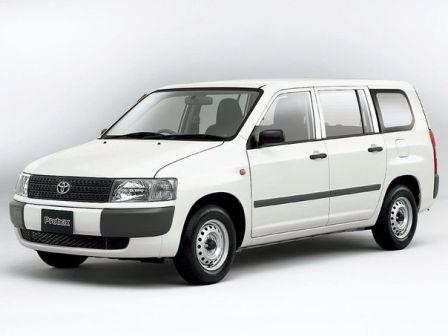 Toyota Probox 2005 - отзыв владельца