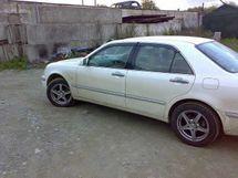 Toyota Progres, 2003