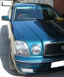 Toyota Progres, 1999
