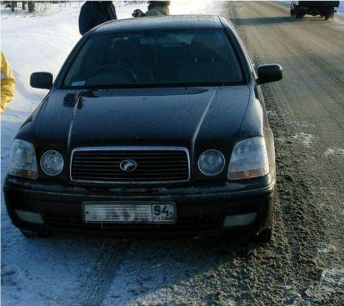 Toyota Progres 1999 отзыв автора | Дата публикации 14.06.2007.