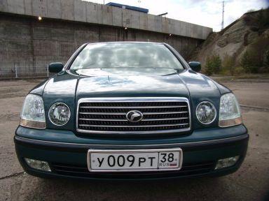 Toyota Progres, 2001