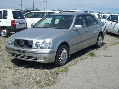 Toyota Progres, 1998