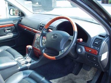 Toyota Progres, 2000