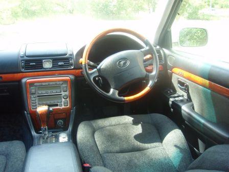 Toyota Progres 2002 - отзыв владельца
