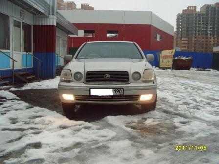Toyota Progres 2000 - отзыв владельца