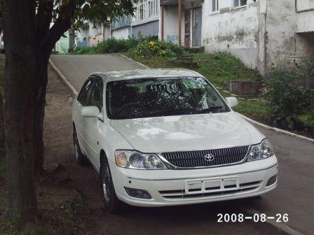 Toyota Pronard 2002 - отзыв владельца