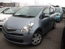 Toyota Ractis, 2008