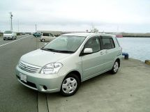 Toyota Raum, 2003