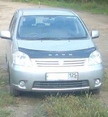 Toyota Raum, 2005