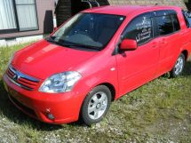 Toyota Raum, 2007