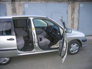 Toyota Raum 2000 отзыв автора | Дата публикации 24.09.2006.