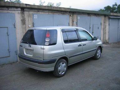 Toyota Raum 2000 отзыв автора | Дата публикации 12.01.2007.