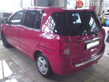 Toyota Raum, 2006