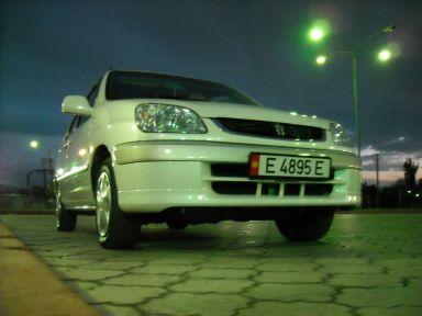 Toyota Raum 2000 отзыв автора | Дата публикации 24.12.2010.