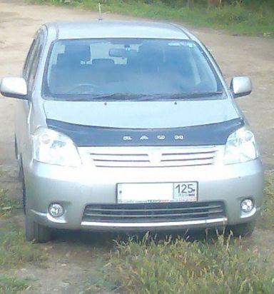 Toyota Raum 2005 отзыв автора | Дата публикации 09.09.2012.