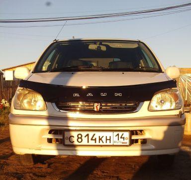 Toyota Raum 2000 отзыв автора | Дата публикации 20.09.2012.
