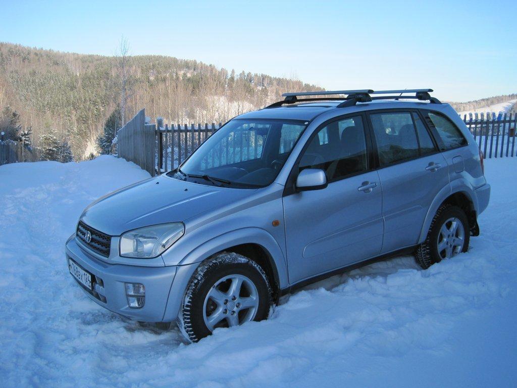 toyota rav4, 2002 дизель с автоматом