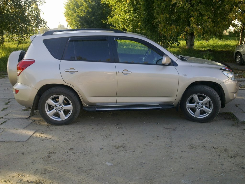 toyota raf4 дизель 2005/2006 отзывы из латвии