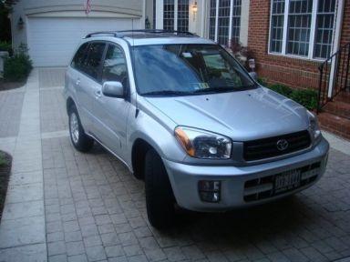 Toyota RAV4 2003 отзыв автора | Дата публикации 09.06.2007.