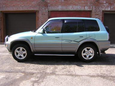 Toyota RAV4, 1996