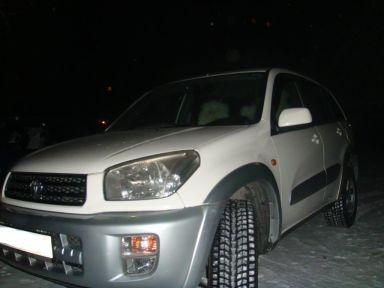 Toyota RAV4, 2001