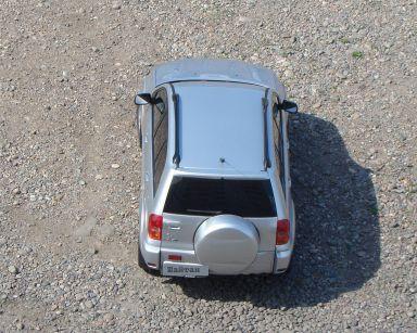 Toyota RAV4 2003 отзыв автора | Дата публикации 06.08.2010.