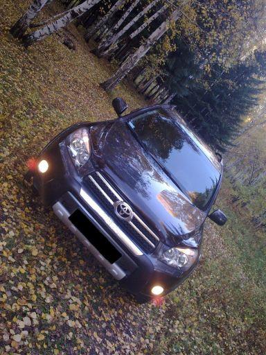 Toyota RAV4 2008 отзыв автора | Дата публикации 01.02.2011.
