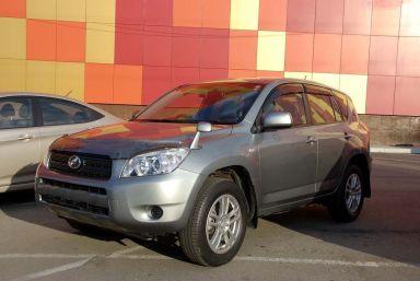 Toyota RAV4 2006 отзыв автора | Дата публикации 19.06.2011.