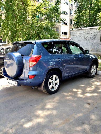 Toyota RAV4 2006 отзыв автора | Дата публикации 09.07.2012.