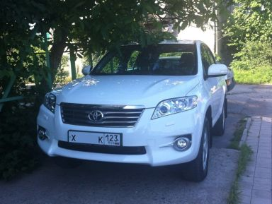 Toyota RAV4 2012 отзыв автора | Дата публикации 12.08.2012.
