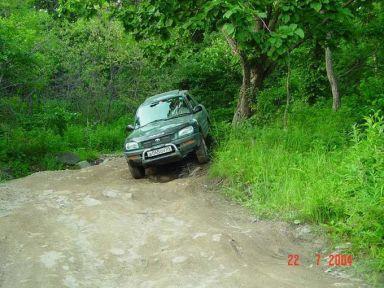 Toyota RAV4 1997 отзыв автора | Дата публикации 11.10.2004.