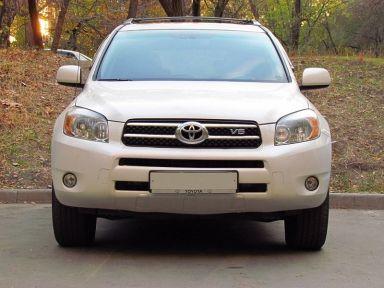 Toyota RAV4 2008 отзыв автора | Дата публикации 31.10.2012.