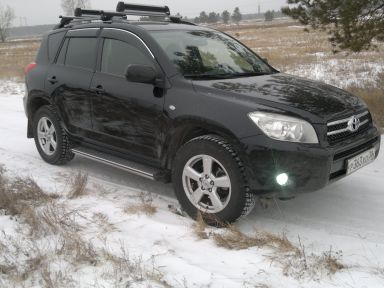 Toyota RAV4 2006 отзыв автора | Дата публикации 01.12.2012.
