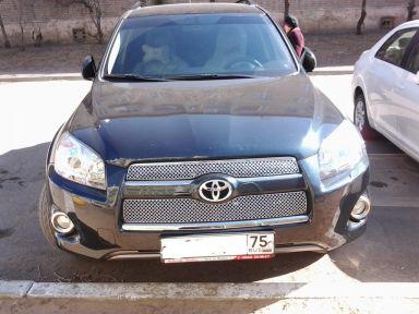 Toyota RAV4 2012 отзыв автора | Дата публикации 07.12.2012.