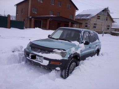 Toyota RAV4, 1997