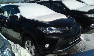 Toyota RAV4 2012 отзыв автора | Дата публикации 13.03.2013.