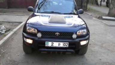 Toyota RAV4 1997 отзыв автора | Дата публикации 08.04.2013.