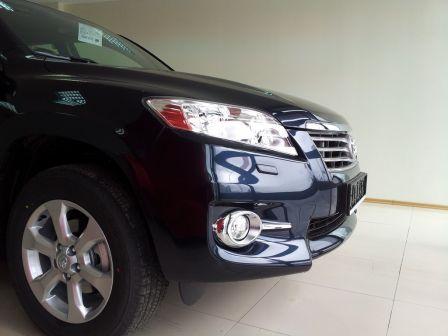 Toyota RAV4 2012 - отзыв владельца