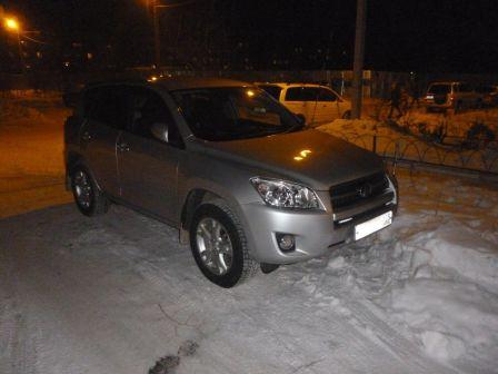 Toyota RAV4 2008 - отзыв владельца