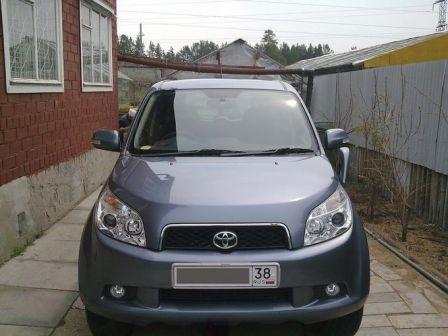 Toyota Rush 2009 - отзыв владельца