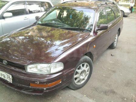 Toyota Scepter 1993 - отзыв владельца
